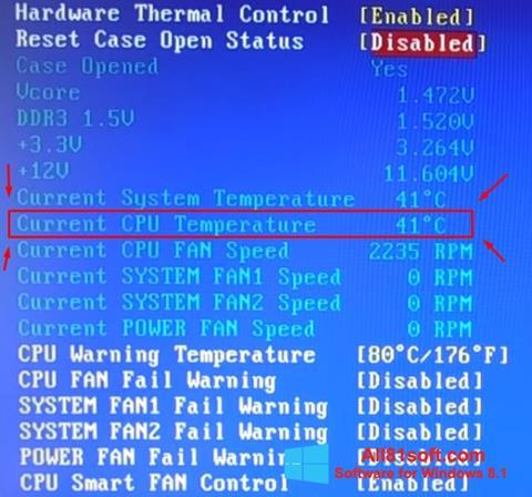 Snimak zaslona Boostek-9x Windows 8.1